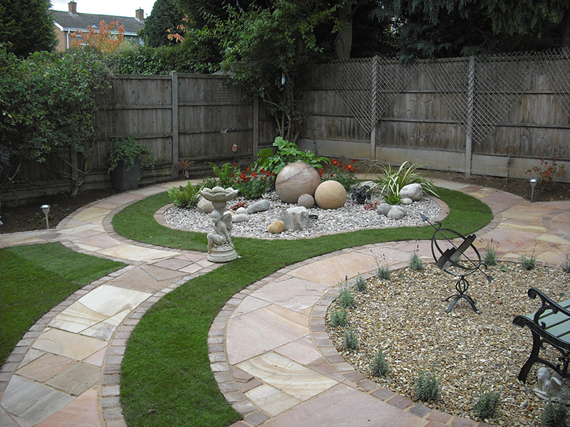 Exceptionnel Interesting 90+ Garden Design Circles Design Ideas Of Garden .